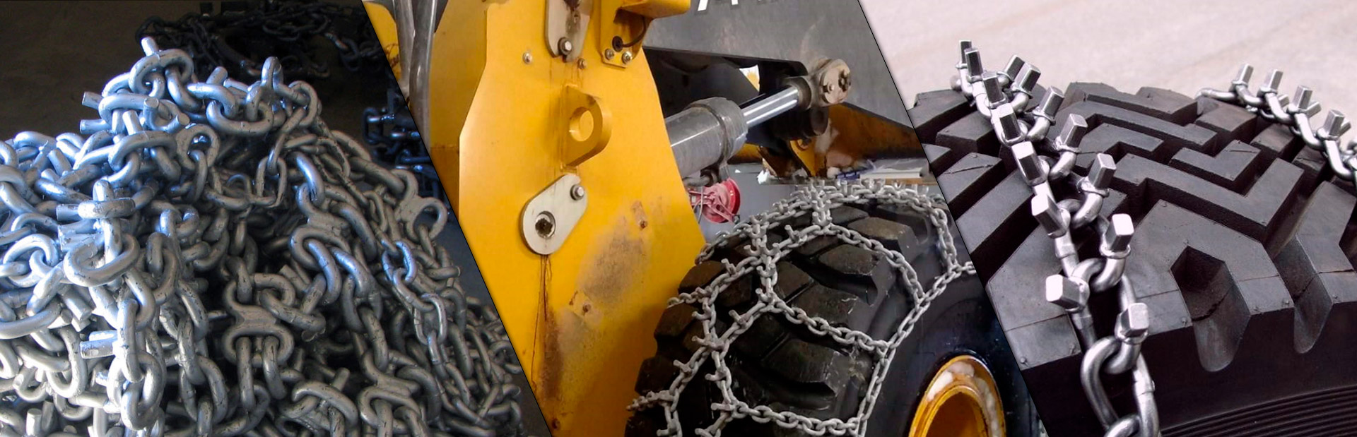 Canadian Chains Skidder Chains Tractor Chains Truck Chains